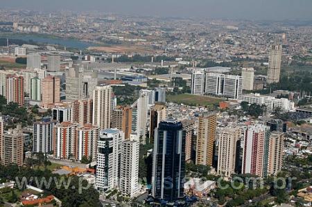 Vista de Alphaville Residencial e Empresarial - Barueri/SP