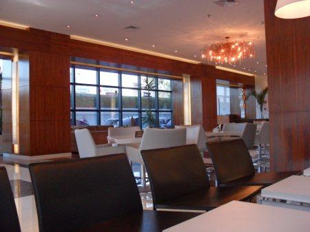 Recepção Edifício Murano - Foto de Junior Holanda 2012