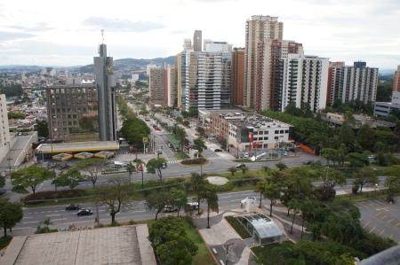 Bairro de Alphaville localizado no município de Barueri/SP. Foto com direitos autorais de Junior Holanda - Clicada em 16.12.2012