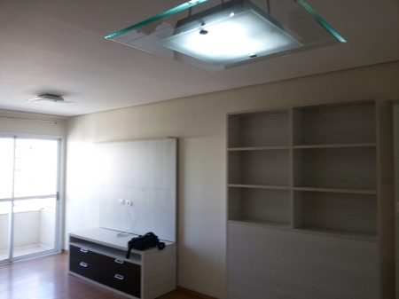 Apartamento Edifício Santiago para Locação. Tudo Novo.