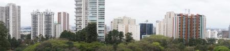 Vista Panorâmica da Varanda do Splendores em Alphaville - Barueri - SP. Foto de Júnior Holanda em 08.10.2013