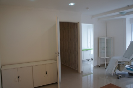 Sala para Locação Edifício PRAVDA Alphaville Barueri - SP. Foto de Júnior Holanda em 17.10.2013