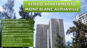 Venda Apartamento Mont Blanc Andar Alto Torre Norte. Foto e Montagem Gráfica de Júnior Holanda Out/2014