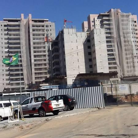 Boulevard Tamboré apartamento do Domingos venda. foto obra 06.07.16